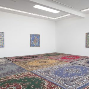Ardeshir Tabrizi: Masjid @Roberts Projects, Los Angeles  - GalleriesNow.net