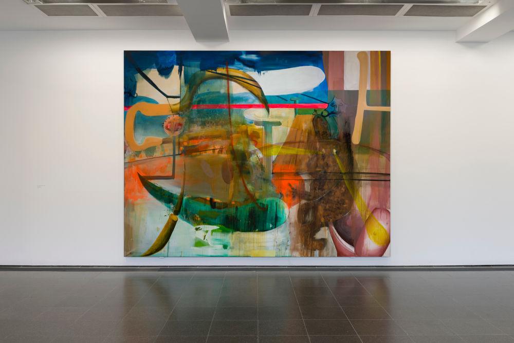 Serpentine Gallery Albert Oehlen 5