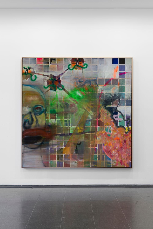 Serpentine Gallery Albert Oehlen 6