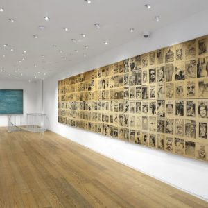 Alighiero Boetti: Decoding His Universe: Works on Paper (1968-91) @Tornabuoni Art London, London  - GalleriesNow.net