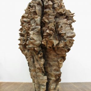Ursula von Rydingsvard: GDY ONA – WHEN SHE @Galerie Lelong & Co., Paris  - GalleriesNow.net