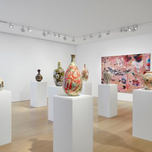 Grayson Perry: Super Rich Interior Decoration @Victoria Miro Mayfair, London  - GalleriesNow.net