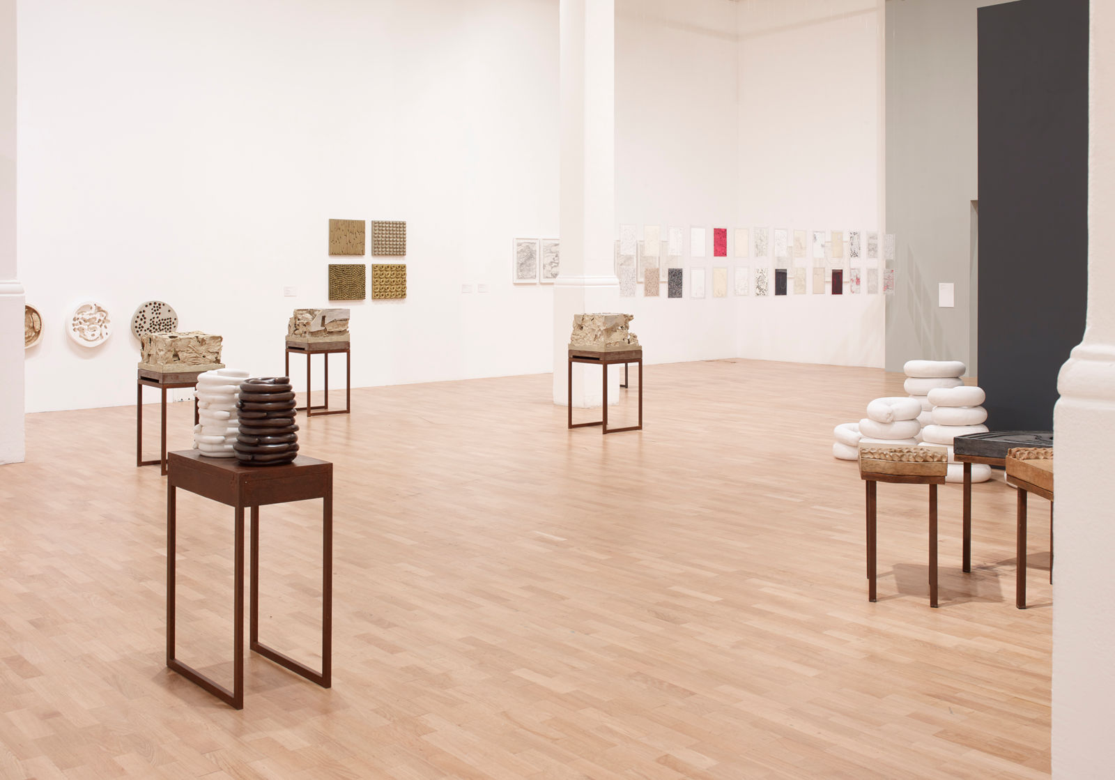 Whitechapel Gallery Anna Maria Maiolino 1