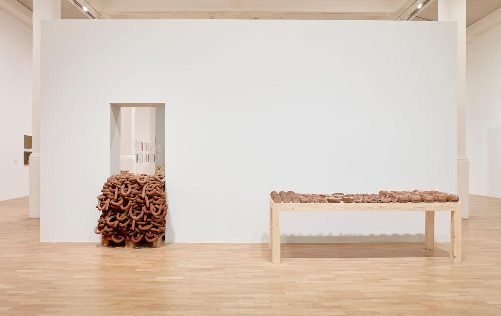 Whitechapel Gallery Anna Maria Maiolino 10