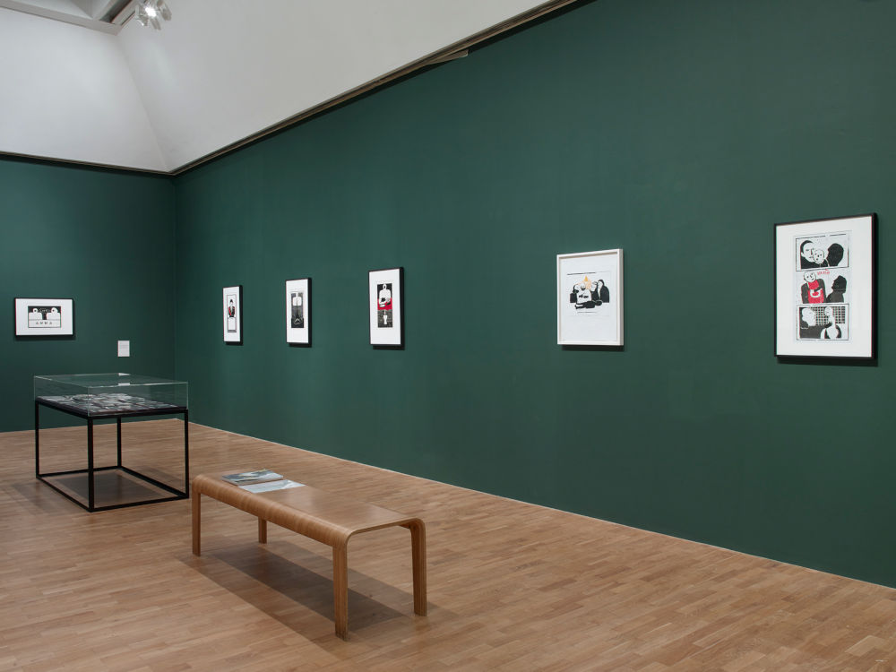 Whitechapel Gallery Anna Maria Maiolino 7