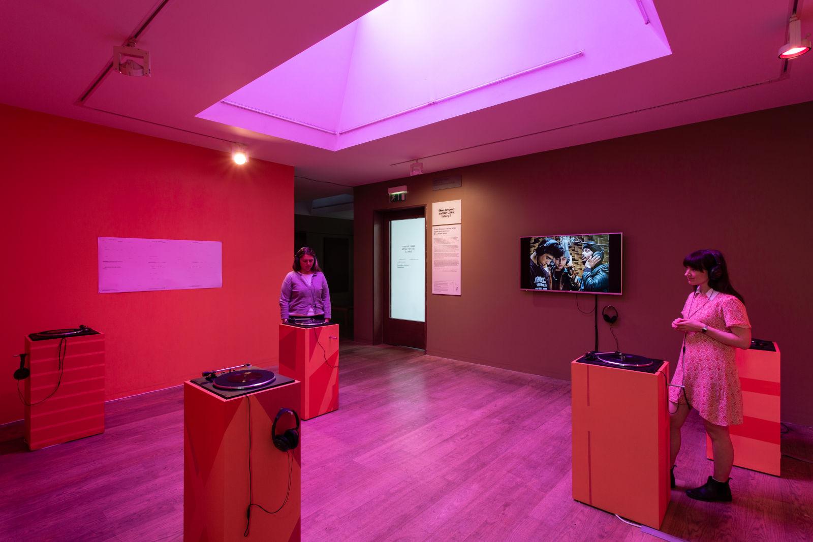 Whitechapel Gallery Open Music Archive 1