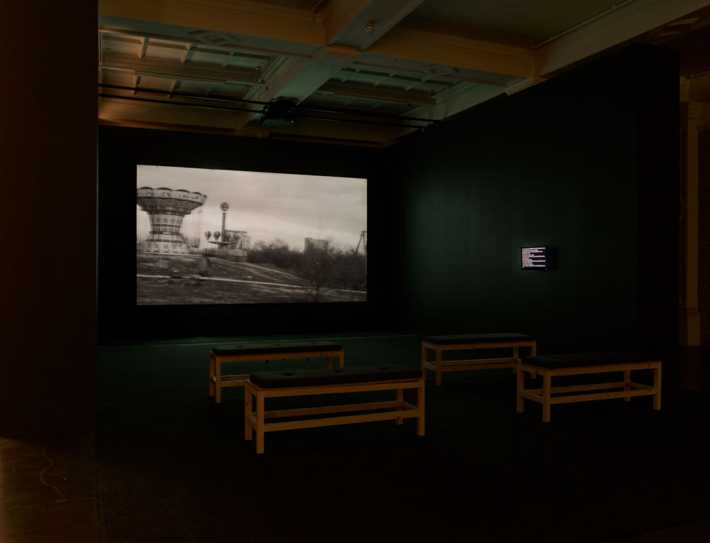 Whitechapel Gallery la Caixa Tom McCarthy 4