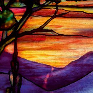 Dreaming in Glass: Masterworks by Tiffany Studios @Sotheby's New York, New York  - GalleriesNow.net