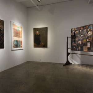 Binding Wires: John Mellencamp and Robert Rauschenberg @ACA Galleries, New York  - GalleriesNow.net