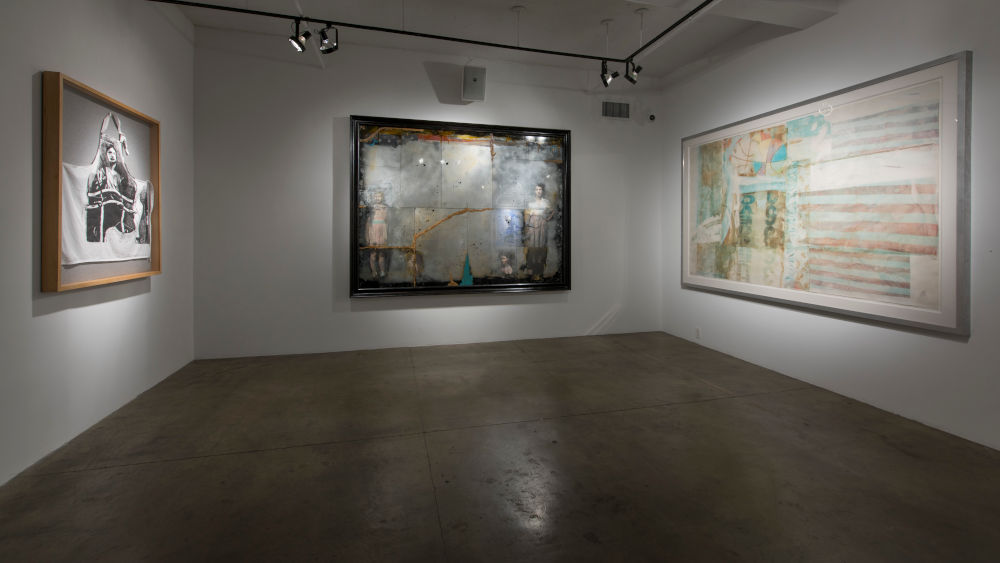 ACA Galleries John Mellencamp and Robert Rauschenberg 3