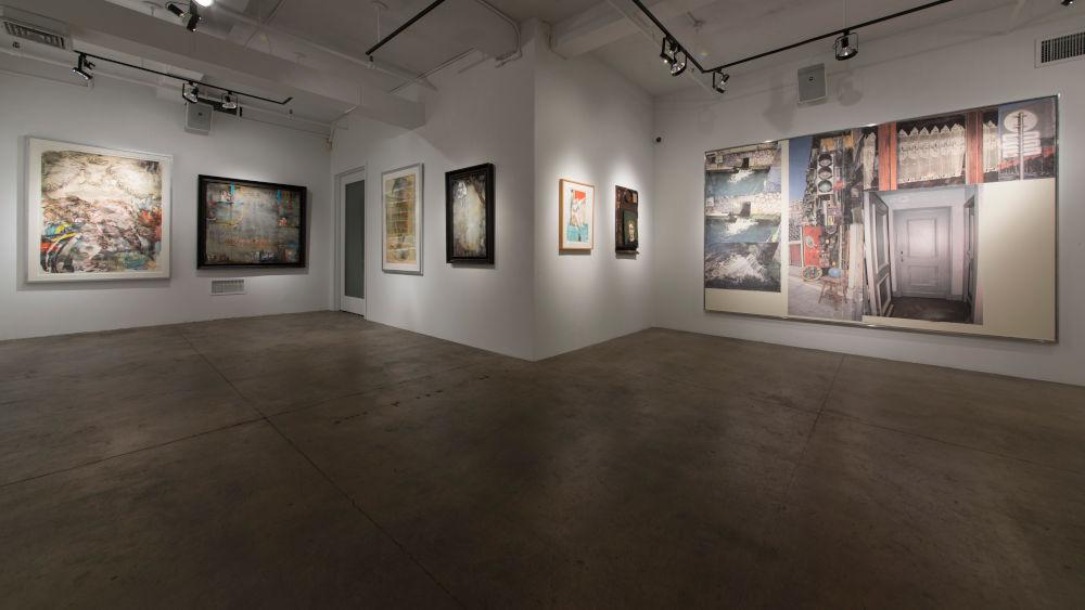 ACA Galleries John Mellencamp and Robert Rauschenberg 8