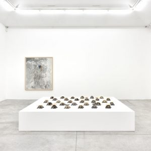 Thu Van Tran: Trail Dust @Almine Rech, Paris  - GalleriesNow.net
