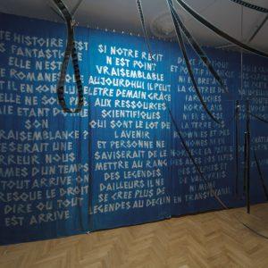 Olivia Mihălțianu: Cette histoire n'est pas fantastique @Anca Poterașu Gallery, Bucharest  - GalleriesNow.net