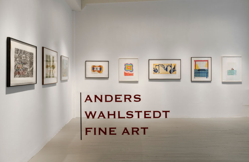 Anders Wahlstedt Print selections from the Milbank collection 3