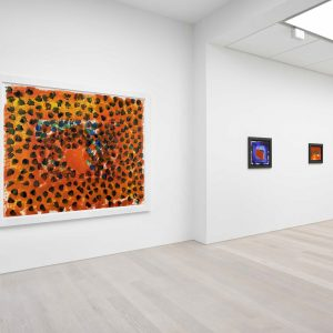 Howard Hodgkin: Strictly Personal. Part I @Cristea Roberts Gallery, London  - GalleriesNow.net