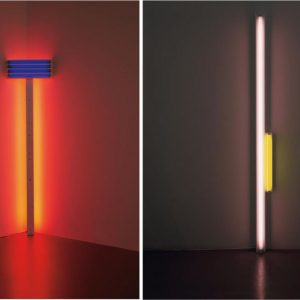 Dan Flavin: For Prudence @Bastian, London  - GalleriesNow.net