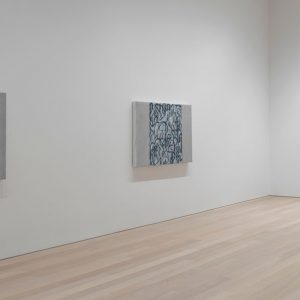 Brice Marden: It reminds me of something, and I don't know what it is. @Gagosian 980 Madison Avenue, New York  - GalleriesNow.net