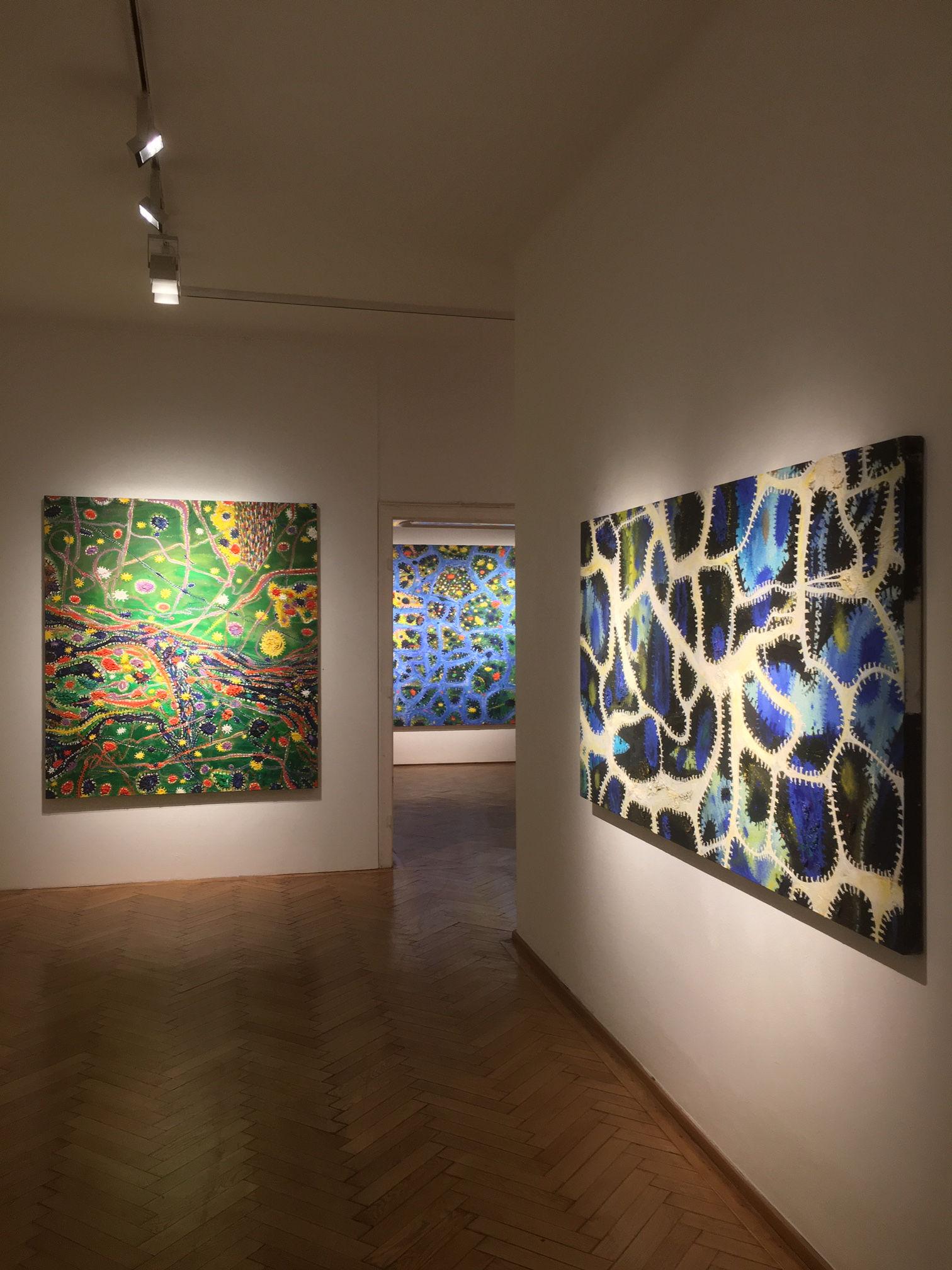 Galerie Ernst Hilger Gunter Damisch 1