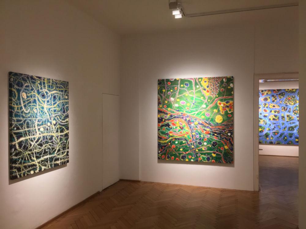 Galerie Ernst Hilger Gunter Damisch 2