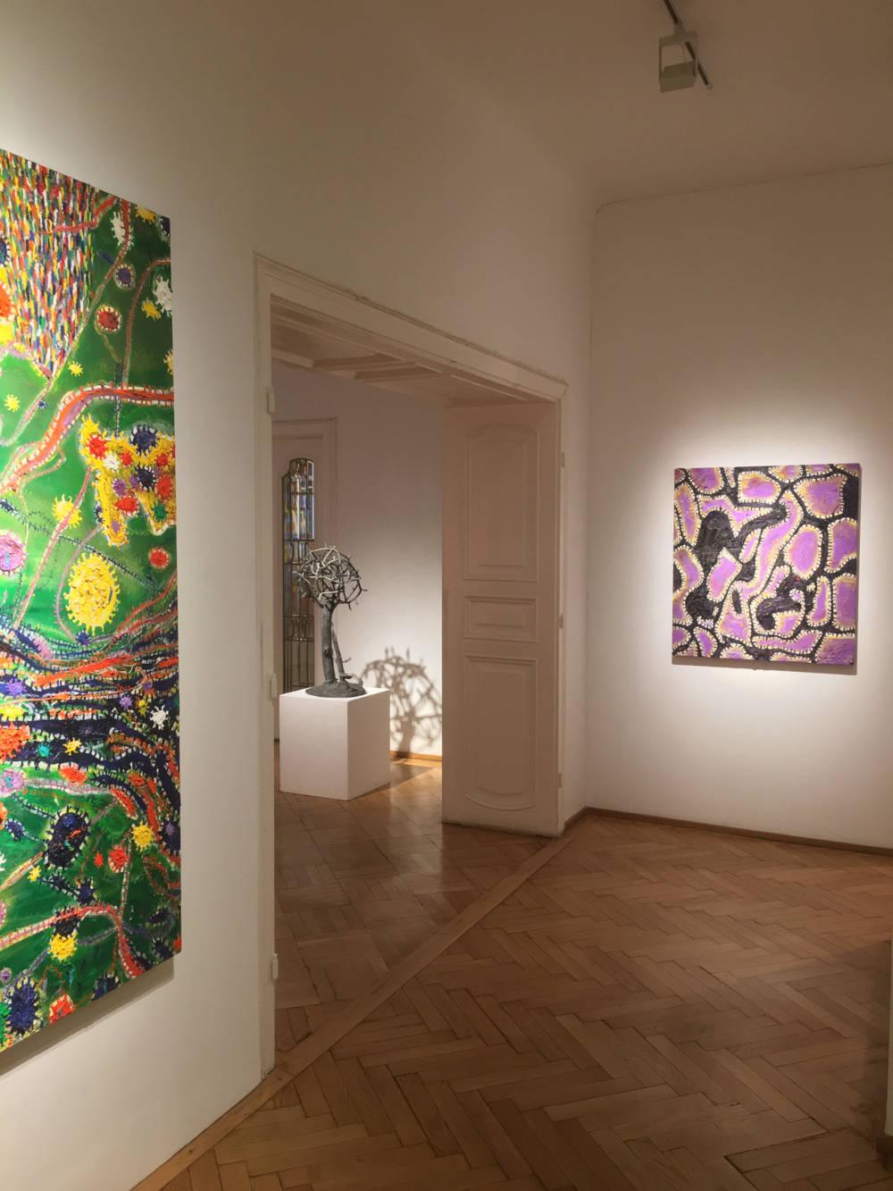 Galerie Ernst Hilger Gunter Damisch 3