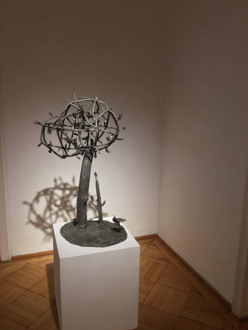 Galerie Ernst Hilger Gunter Damisch 4