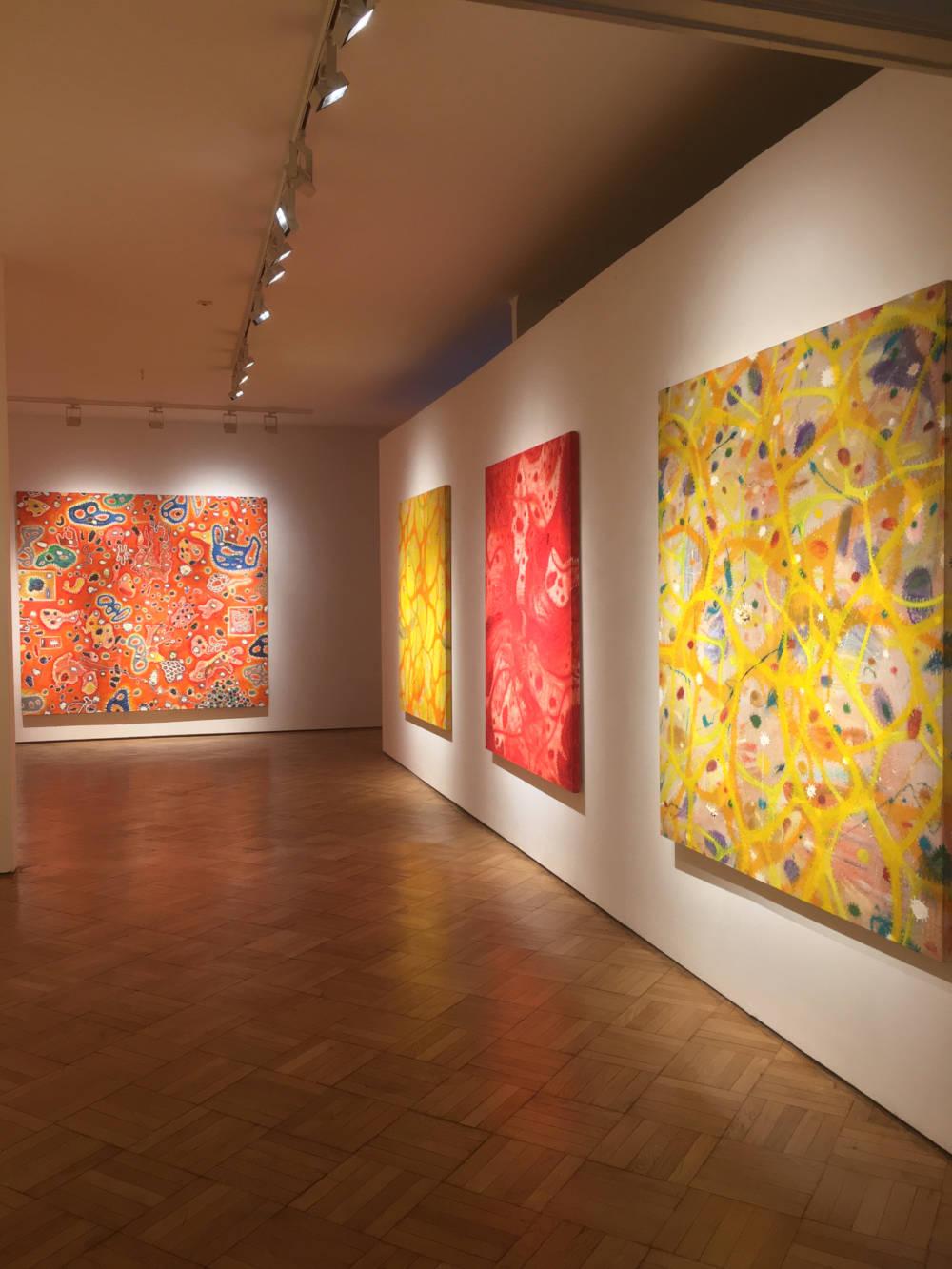 Galerie Ernst Hilger Gunter Damisch 5