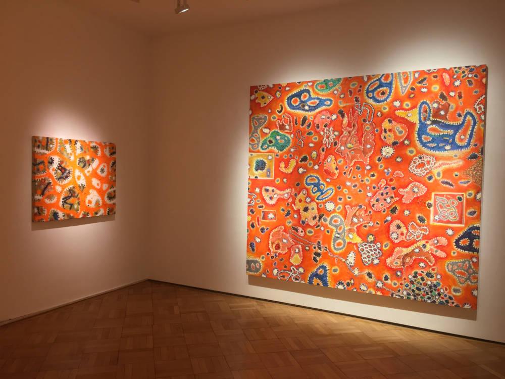 Galerie Ernst Hilger Gunter Damisch 6