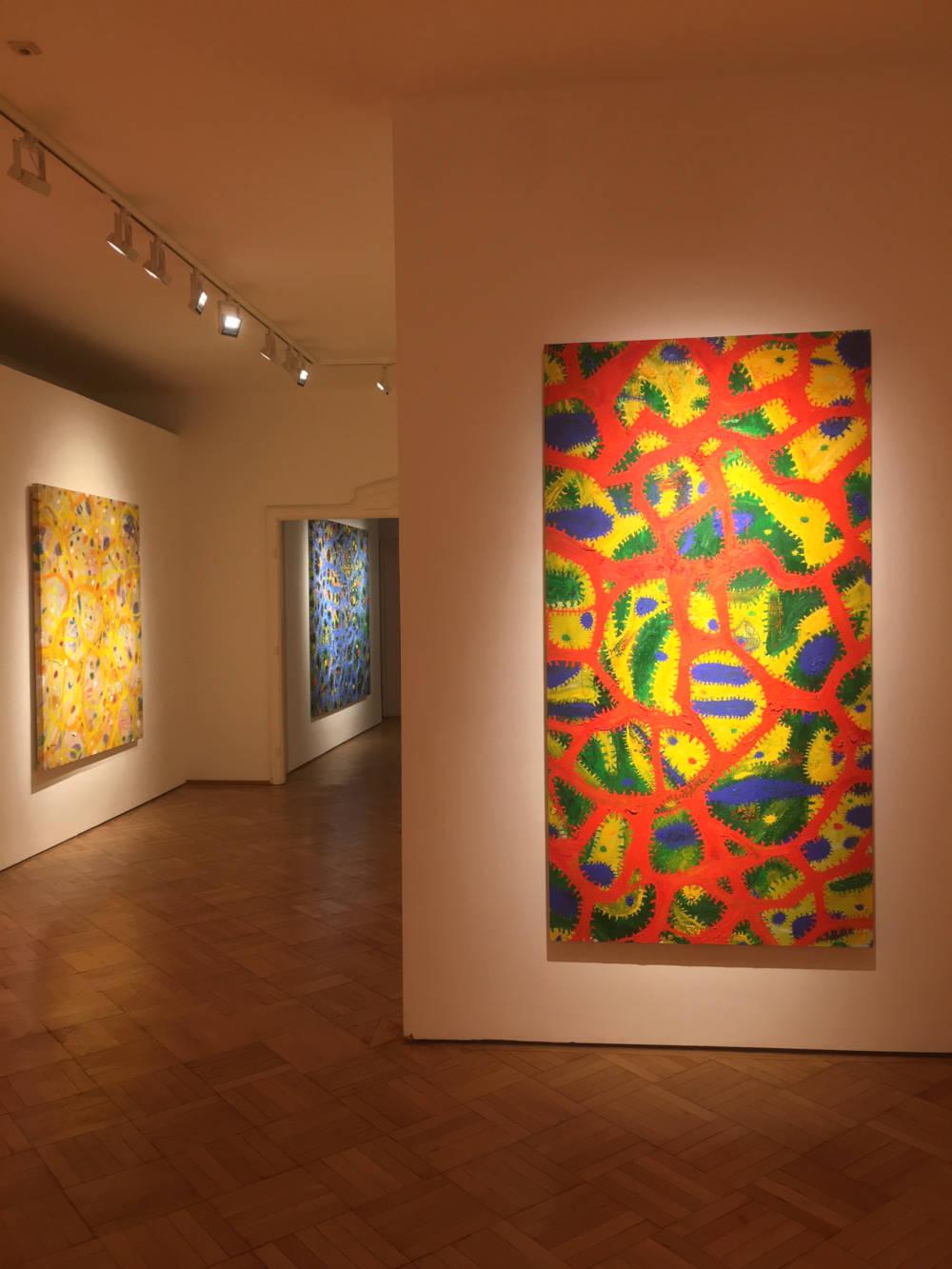 Galerie Ernst Hilger Gunter Damisch 7
