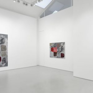 Toby Ziegler: There's a ghost in my house @Galerie Max Hetzler, Paris  - GalleriesNow.net