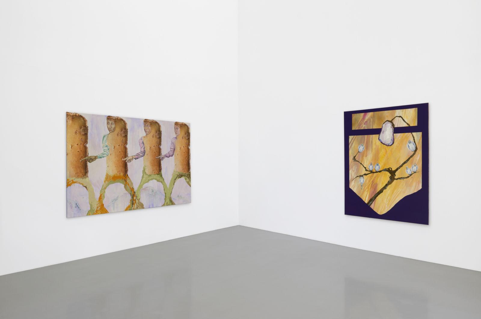 Galerie Meyer Kainer Anne Speier 1