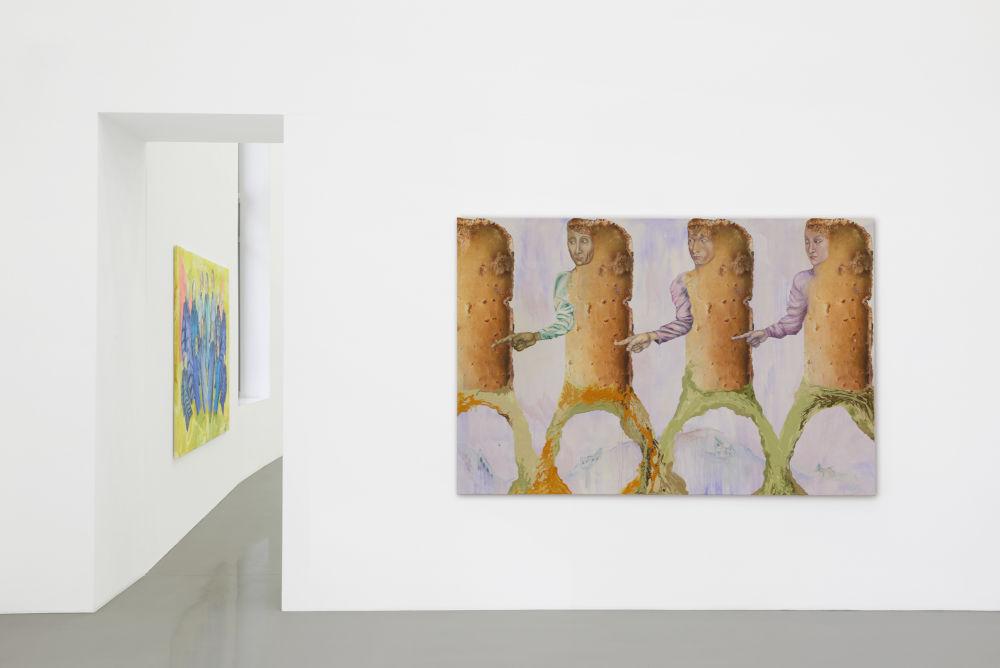 Galerie Meyer Kainer Anne Speier 3