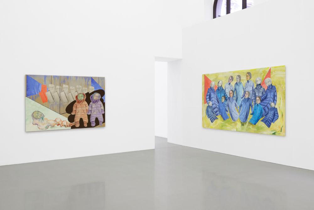 Galerie Meyer Kainer Anne Speier 4