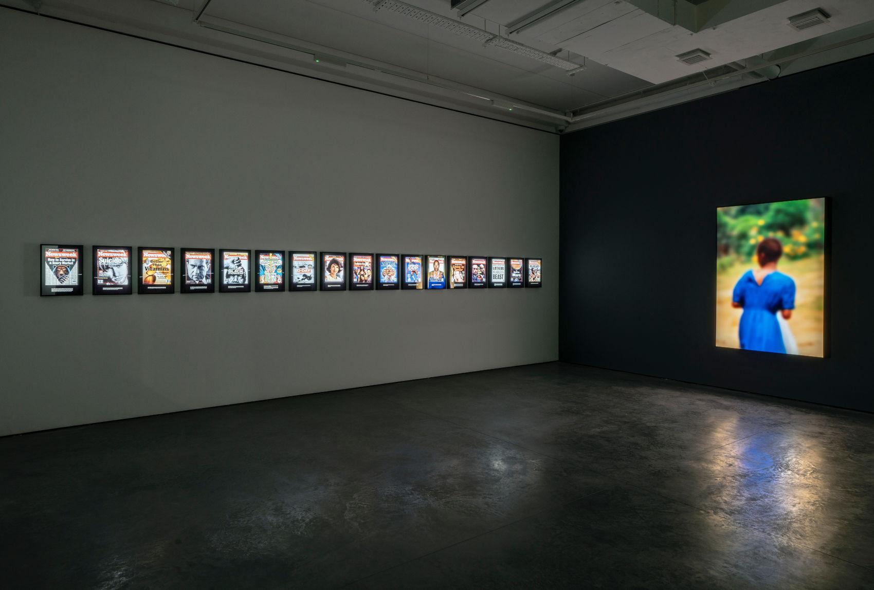 Goodman Gallery London Alfredo Jaar 1