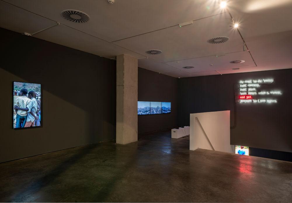 Goodman Gallery London Alfredo Jaar 8
