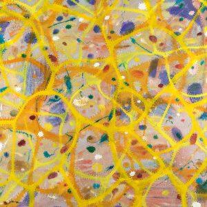 Gunter Damisch: Weltwegnetze @Galerie Ernst Hilger, Vienna  - GalleriesNow.net