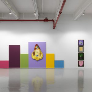 Mike Kelley. Timeless Painting @Hauser & Wirth West 22nd Street, New York  - GalleriesNow.net