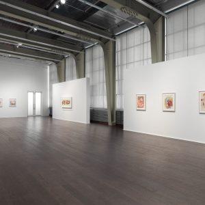 Maria Lassnig: Zarter Mittelpunkt / Delicate Centre @Hauser & Wirth, Zürich  - GalleriesNow.net