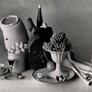 Irving Penn: Still Life @Galerie Thaddaeus Ropac, Marais, Paris  - GalleriesNow.net