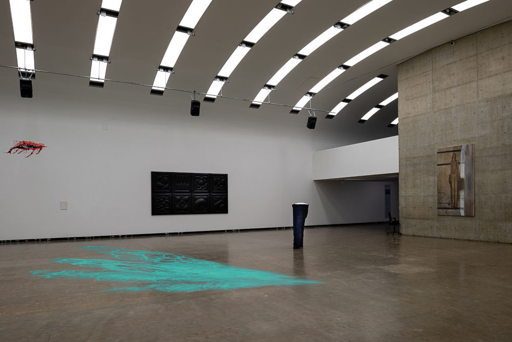 Kunsthalle Wien Time is Thirsty 4