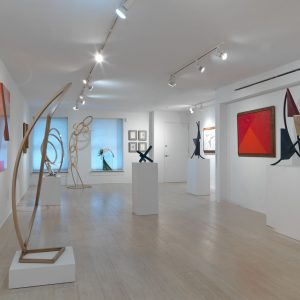 Arthur Carter in conversation with Modern Masters @Leila Heller Gallery, New York  - GalleriesNow.net
