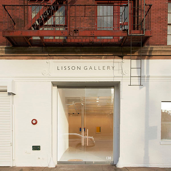 Lisson Gallery 10th Ave, New York  - GalleriesNow.net
