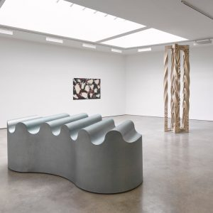 Richard Deacon: Deep State @Lisson Gallery, London  - GalleriesNow.net