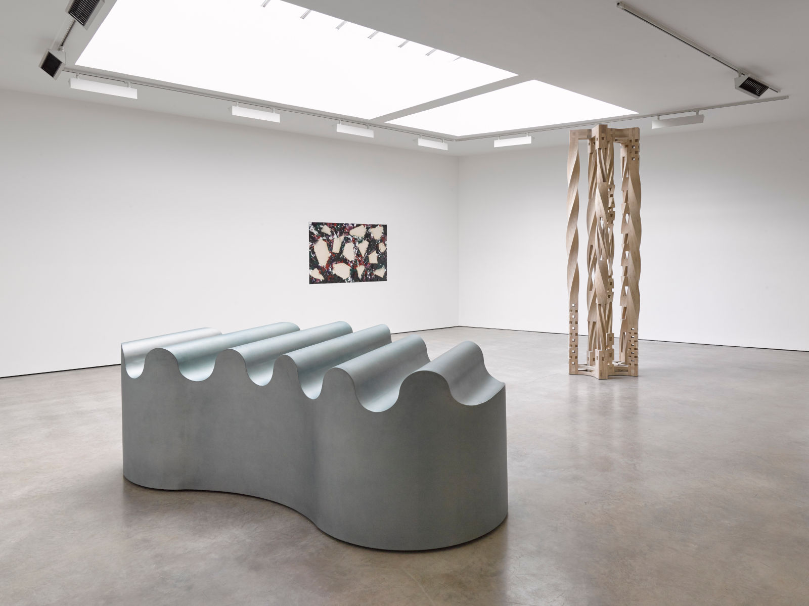 Lisson Gallery Richard Deacon 1