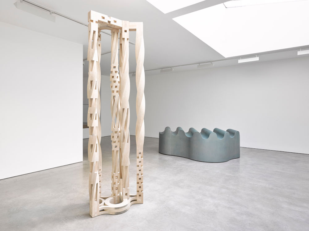 Lisson Gallery Richard Deacon 2