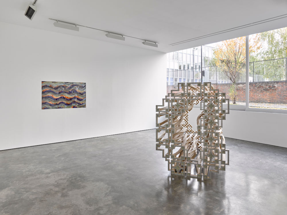 Lisson Gallery Richard Deacon 3