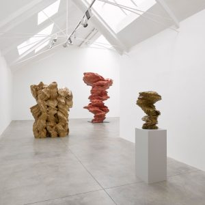 Tony Cragg: Stacks @Lisson Gallery, London  - GalleriesNow.net