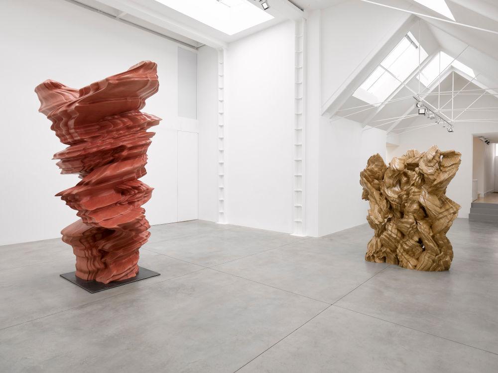 Lisson Gallery Tony Cragg 2
