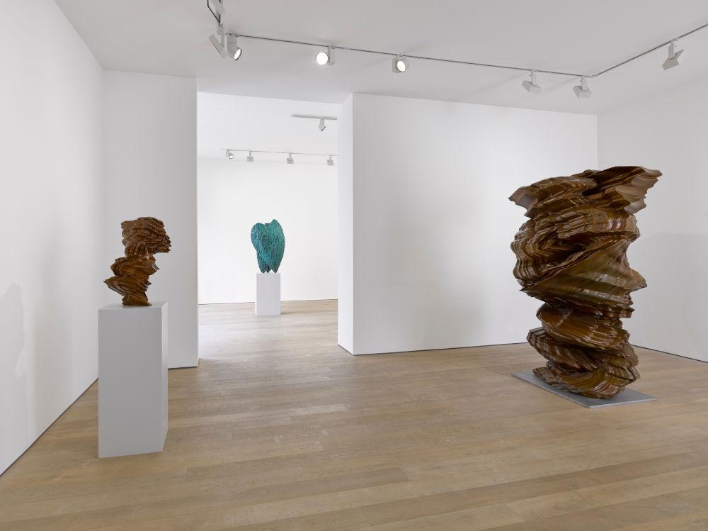 Lisson Gallery Tony Cragg 4