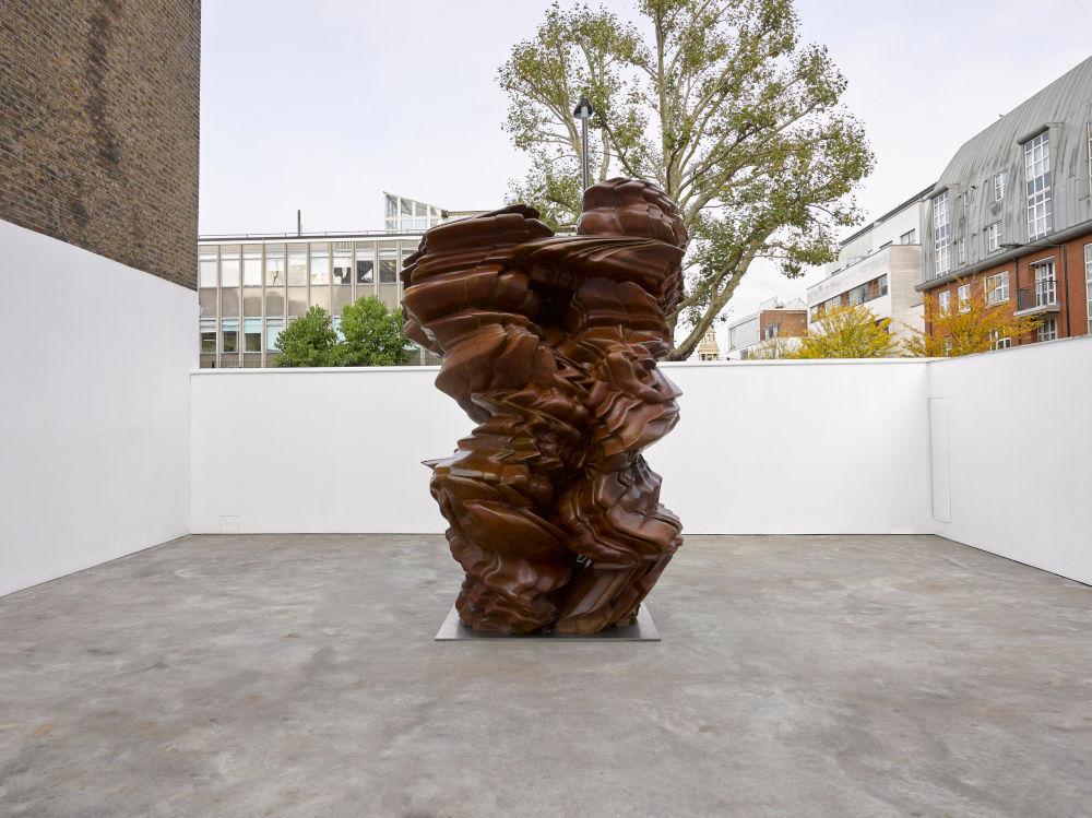 Lisson Gallery Tony Cragg 8
