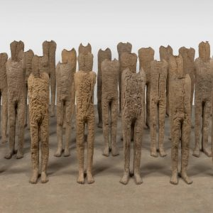 Magdalena Abakanowicz: Corporeal Materiality @Marlborough, London  - GalleriesNow.net